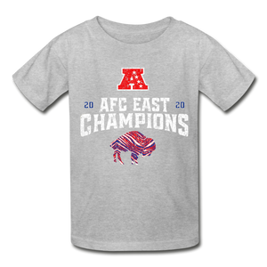 AFC Ultra Cotton Youth T-Shirt - heather gray