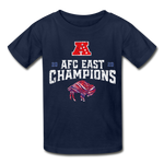 AFC Ultra Cotton Youth T-Shirt - navy