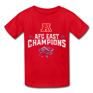 AFC Ultra Cotton Youth T-Shirt - red