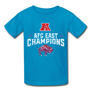 AFC Ultra Cotton Youth T-Shirt - turquoise
