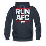 Men's Run The AFC Premium Hoodie - navy