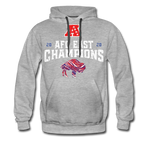Men's AFC Premium Hoodie - heather gray
