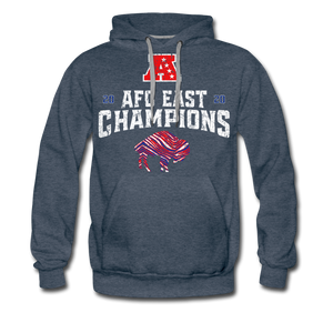 Men's AFC Premium Hoodie - heather denim
