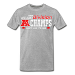 Men's AFC East Premium T-Shirt - heather gray