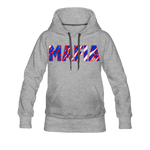 Women's Mafia Premium Hoodie - heather gray