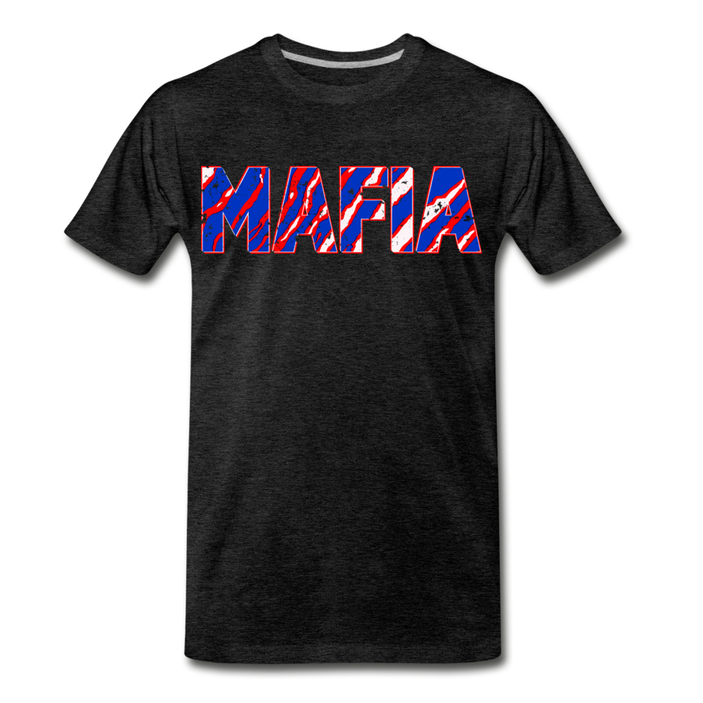 Mafia Mike Special - charcoal gray