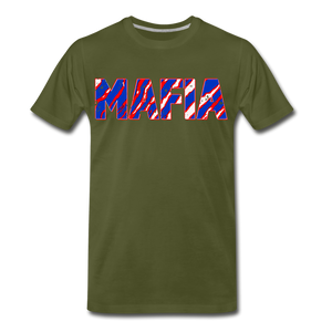 Mafia Mike Special - olive green