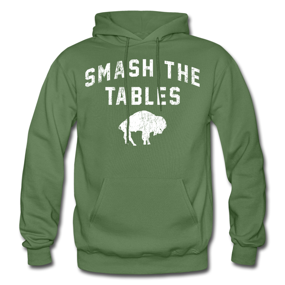 Men's Tables Hoodie - military green