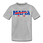 Toddler Mafia Premium T-Shirt - heather gray