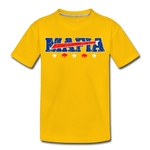 Toddler Mafia Premium T-Shirt - sun yellow