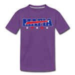 Toddler Mafia Premium T-Shirt - purple