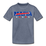 Toddler Mafia Premium T-Shirt - heather blue