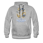 Men's Buffalonian Hockey Premium Hoodie - heather gray