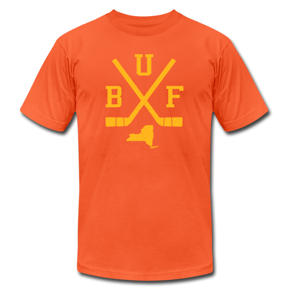 Unisex BUF Hockey Premium T-shirt - orange