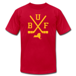 Unisex BUF Hockey Premium T-shirt - red