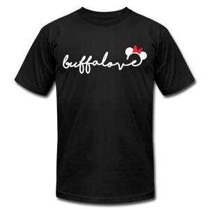 Unisex Buffalove Minnie Premium T-shirt - black