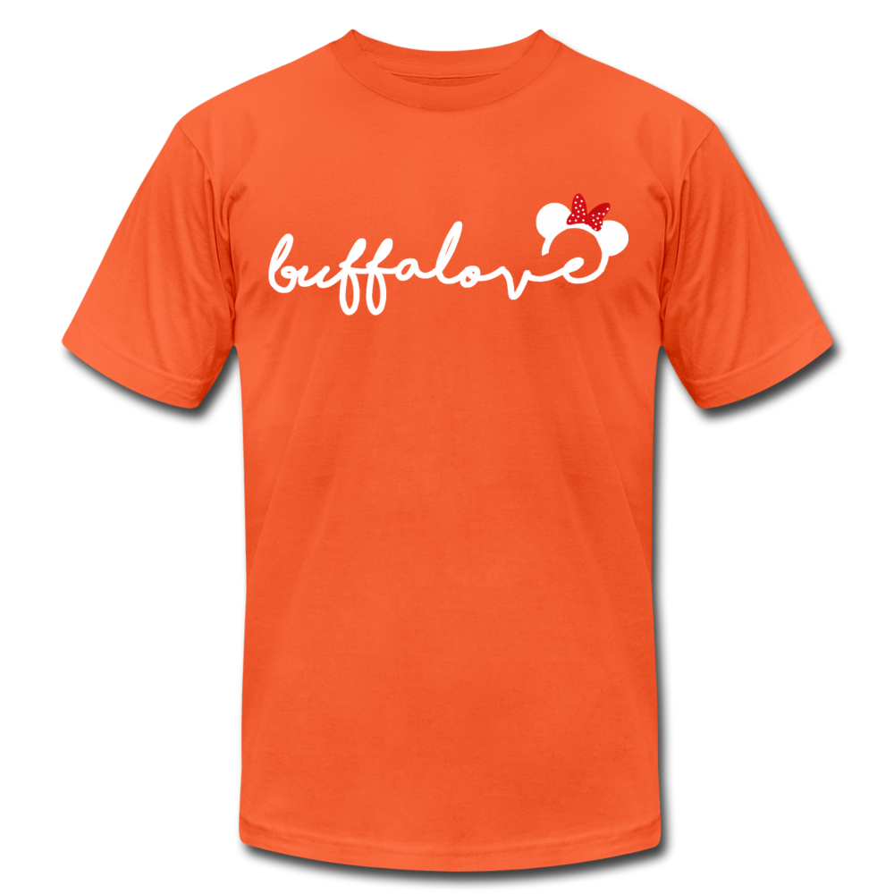 Unisex Buffalove Minnie Premium T-shirt - orange