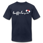 Unisex Buffalove Minnie Premium T-shirt - navy