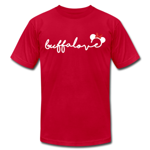 Unisex Buffalove Minnie Premium T-shirt - red