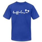 Unisex Buffalove Mickey Premium T-shirt - royal blue