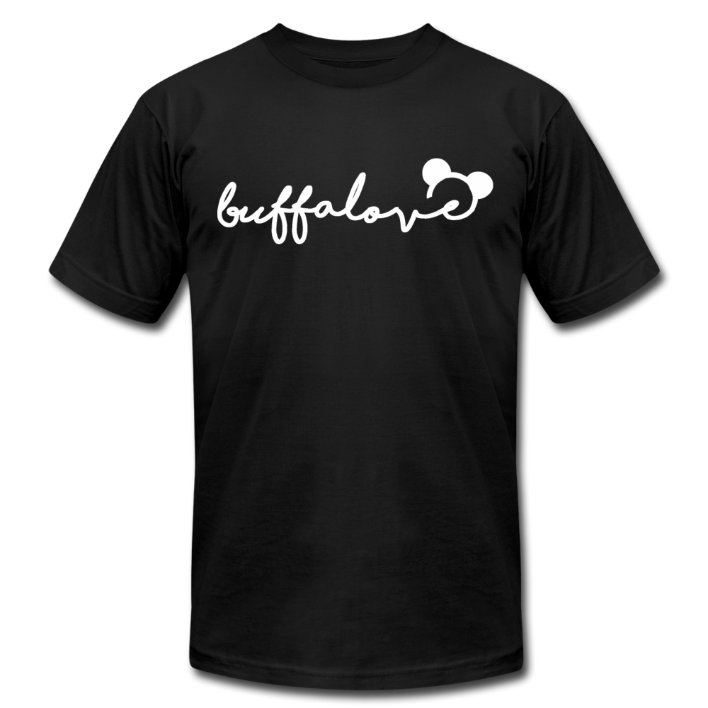 Unisex Buffalove Mickey Premium T-shirt - black