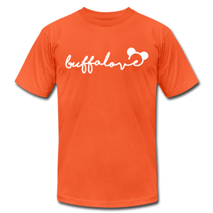 Unisex Buffalove Mickey Premium T-shirt - orange