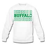 Unisex Irish Crewneck Sweatshirt - white