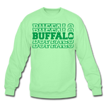 Unisex Irish Crewneck Sweatshirt - lime