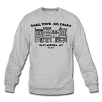 Unisex East Aurora Crewneck Sweatshirt - heather gray