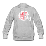 Women's Sunday Funday Hoodie - heather gray