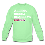 Unisex Players Crewneck Sweatshirt - lime