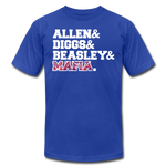 Unisex Players Premium T-shirt - royal blue