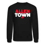 Unisex Allentown Crewneck Sweatshirt - black