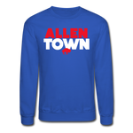 Unisex Allentown Crewneck Sweatshirt - royal blue