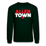 Unisex Allentown Crewneck Sweatshirt - forest green