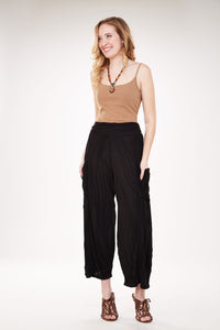 Seaside Pants with Side-pockets