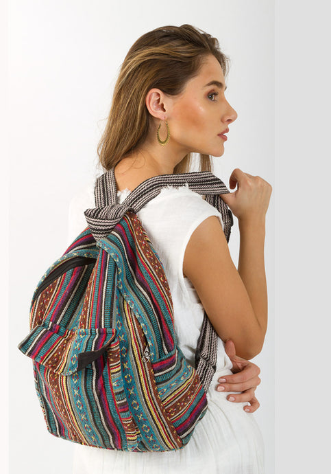 Tribal Backpack