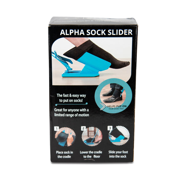 Alpha Sock Slider