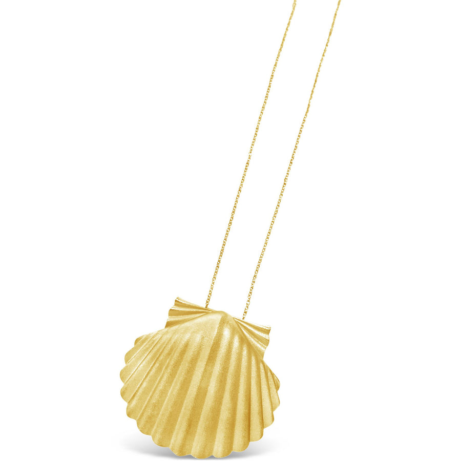 SCALLOP NECKLACE