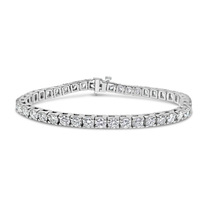 8 Carat Diamond Tennis Bracelet