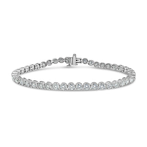5.7 Carat Diamond Tennis Bracelet