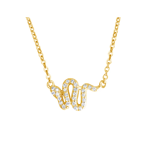 SERPENTE NECKLACE