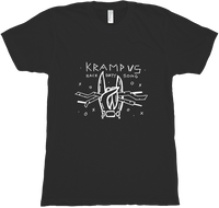 Krampus Hack Dayy Song Black Unisex