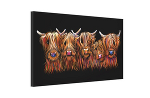 'THe HaiRY BuNCH oF CooS' - FRoM £15