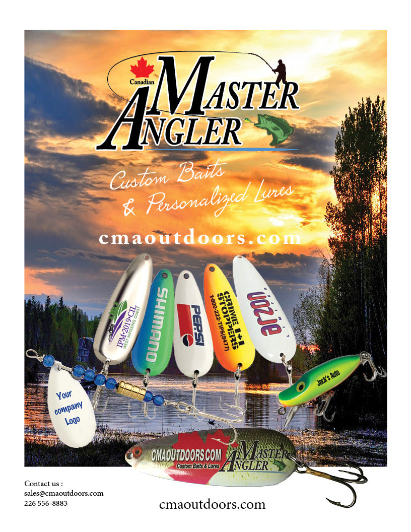 Custom Fishing Lures - Promotional product