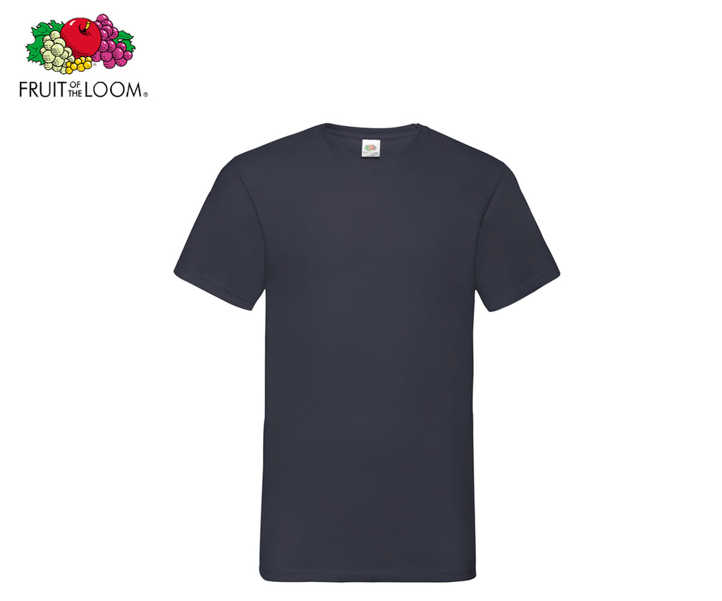 Fruit Of The Loom - V-Neck T-Shirts
