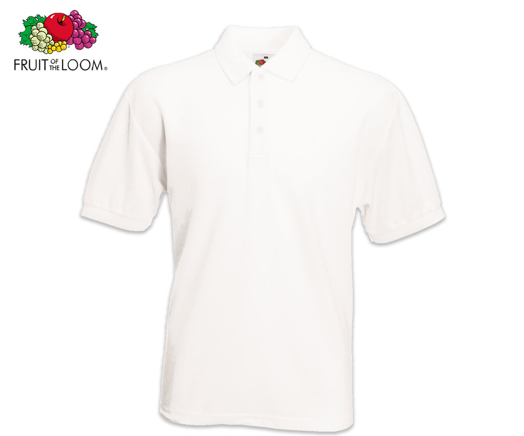 Fruit Of The Loom - Pique 65/35 Poloshirt