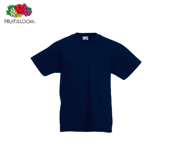 Fruit Of The Loom - Kinder T-Shirts