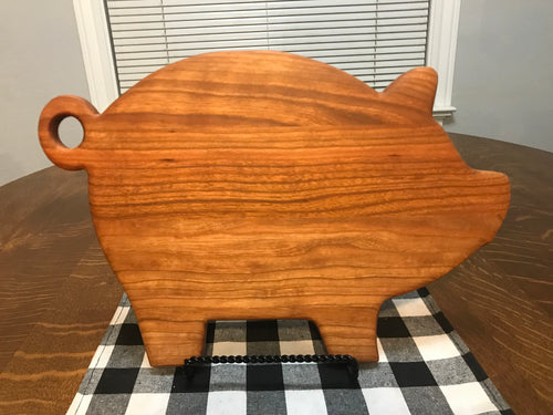 Small Pig Cutting Board