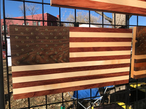 """Old Glory"" Special Edition AmmoFlag- Medium 11.5""x22'"